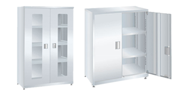 Stainless-Cabinet